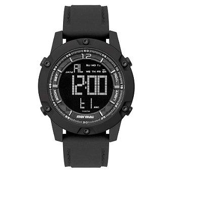 Relógio Mormaii Wave - Preto - MO390JA/8P