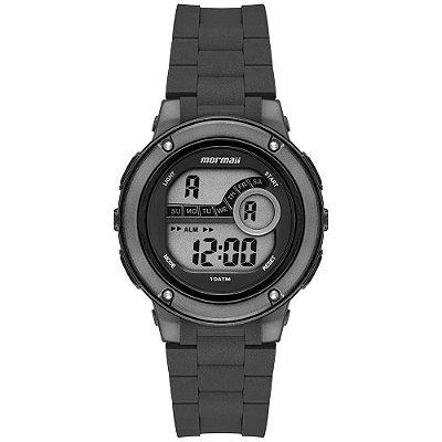 Relógio Mormaii Wave - Preto - MO8740AC/8C