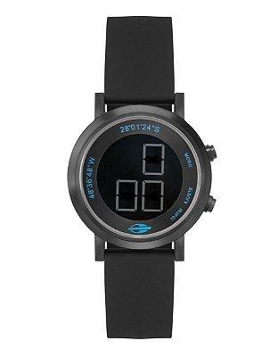Relógio Mormaii Slim Surf - Preto - MO11929AA/2P