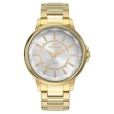 Relógio Technos Feminino Fashion Trend - Dourado- 2039CK/4K