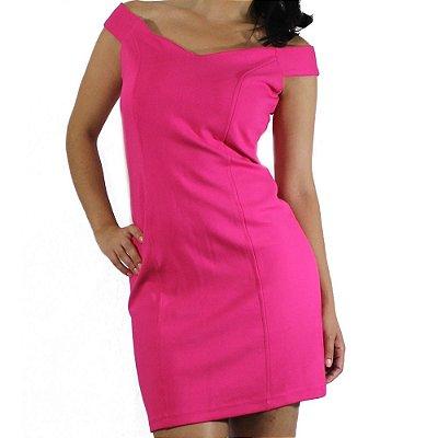 Vestido Ombro a Ombro Pink - Vitral