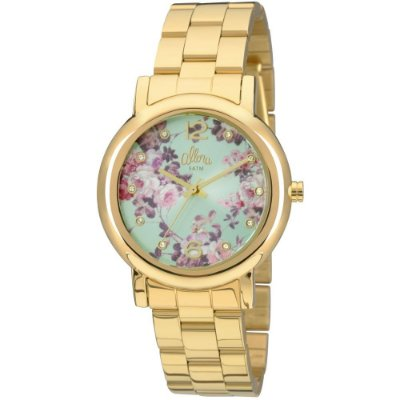 Relógio Allora Feminino Poesia em Flor - AL2035FAD/4A