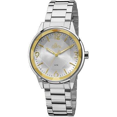 Relógio Allora Feminino com Detalhe Facetado - AL2035FAT/3K