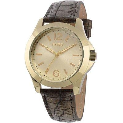 Relógio Euro Collection Marrom - EU2035XYE/2X