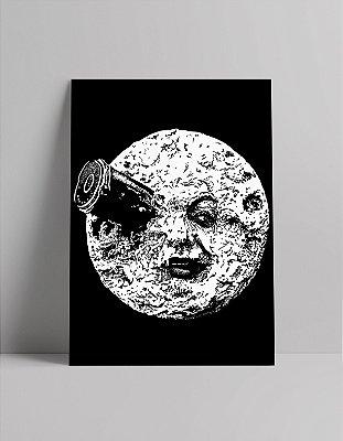 Poster Viagem a Lua