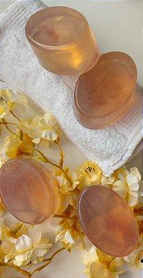 Sabonete Figo Flower e amora