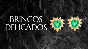 BRINCOS DELICADOS
