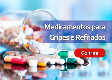 01 - Medicamentos para Gripes e Refriados