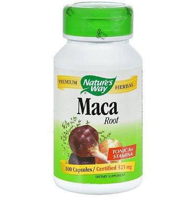 Maca Root 500 mg - 100 Caps  MACA PERUANA