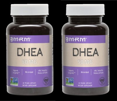 2 Mrm Micronized Dhea 50 mg 90 caps