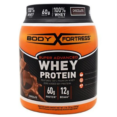 Body Fortress Super Advanced Whey Protein Chocolate - 2 lb (907 g)
