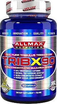 TRIBX90™ PURO TRIBULUS TERRESTRIS -- 750 MG - 90 CAPSULAS Testosterona