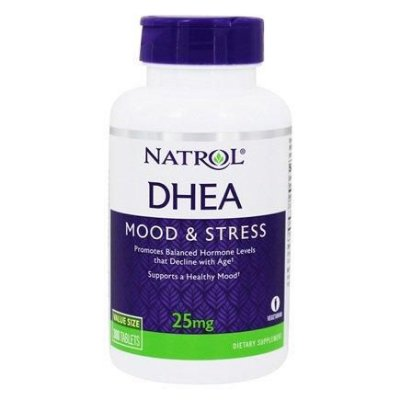 Natrol Dhea - 25 Mg - 300 Tablets
