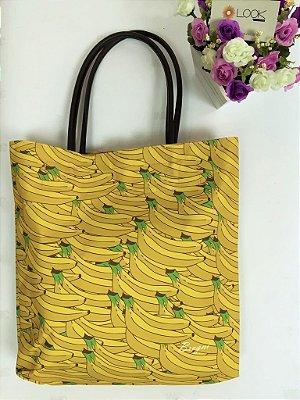 Bolsa Silk Cash Banana