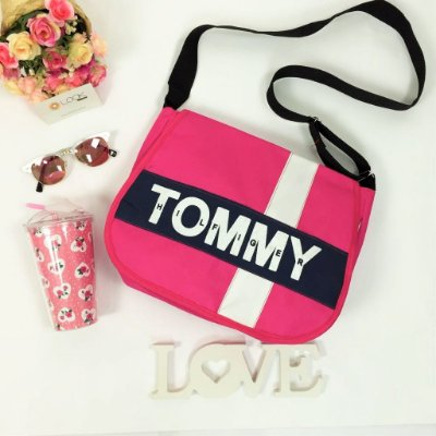 Bolsa Transversal - Tommy Inspired