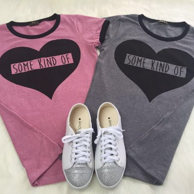 T-Shirt Love Estonada