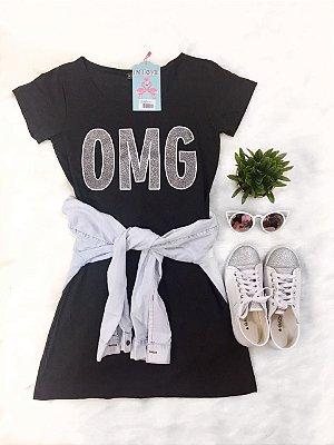 Vestido Curto OMG - P&V 17