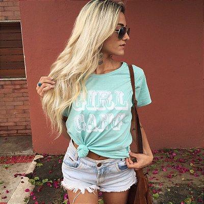 T-Shirt Girl Gang In Love