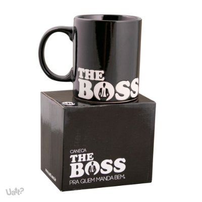CANECA THE BOSS - THE BOSS