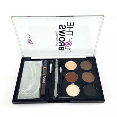 Kit Sobrancelhas Play The Brows Luisance L1020