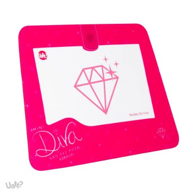 Porta Retrato Bolsa Mini Diva