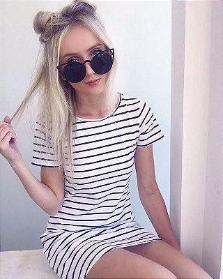 Vestido Navy - Arraza