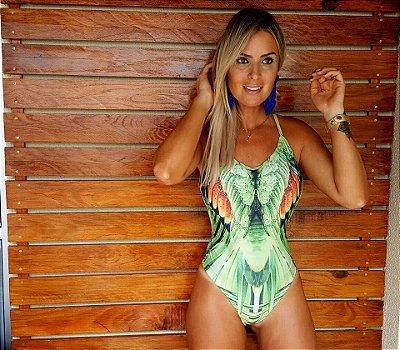 Body Verde Susy
