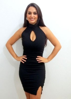 Vestido Gota - Drica
