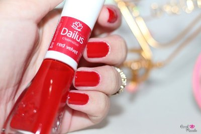 Esmalte Dailus 217 - Red Velvet