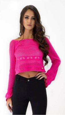 Cropped Tifanny Tricot - Arraza