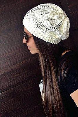 Touca de tricot