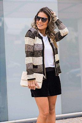 Casaco Maxi Fashion
