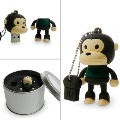 Pen Drive Macaco
