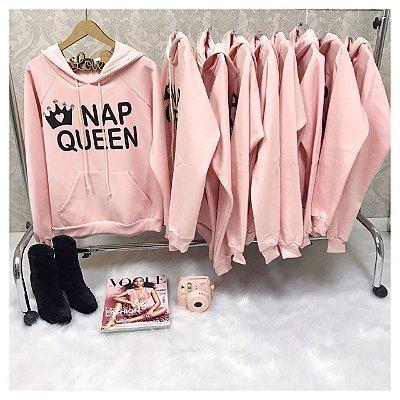 Moletom Nap Queen - InLove