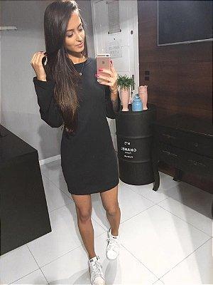 Vestido Moletom - Arraza