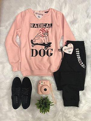 Moletom Radical Dog - Inlove