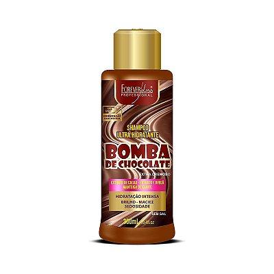 Shampoo Bomba de Chocolate Forever Liss - 300ml