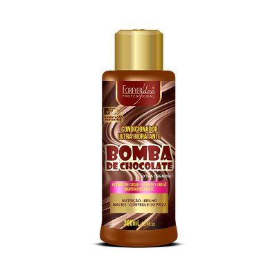 Condicionador Bomba de Chocolate Forever Liss - 300ml