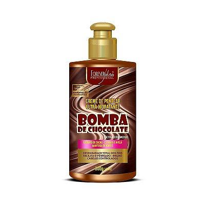 Creme de Pentear Bomba de Chocolate Forever Liss - 300ml