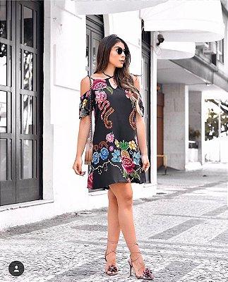 Vestido Ciganinha Verano