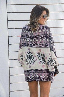 Kimono Curto Color