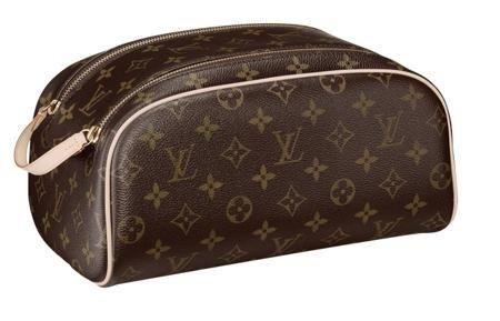 Necessaire Louis Vuitton - Couro