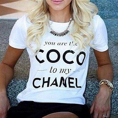 Tee Shirt Coco Chanel