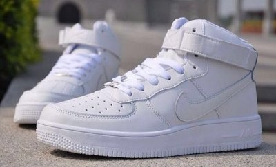 Nike Air force 1 (cano médio)