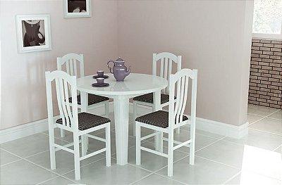 Sala de Jantar 99 x 99 - 04 Cadeiras
