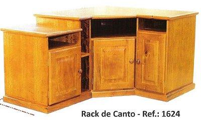 Rack Flávio Móveis Gramado  1,20 x 1,50 x 55