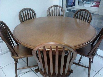 Sala de Jantar 1,40 x 1,40 - ( 06 Cadeiras )