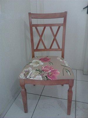 Cadeira Flávio Móveis Gramado 97 X 50 X 52