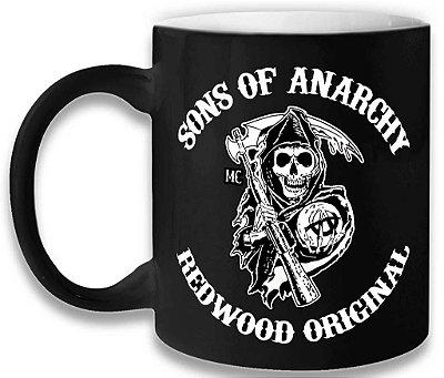 Caneca Mágica Sons of Anarchy
