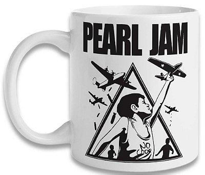 Caneca Pearl Jam - No Code